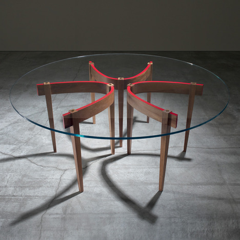 The Round Table by Ron Gilad