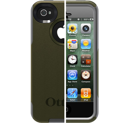 iPhone 4S Commuter Series Case // OtterBox.com