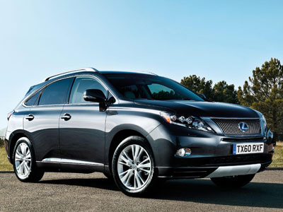 News - THE NEW LEXUS RX 450H LIFESTYLE MODEL