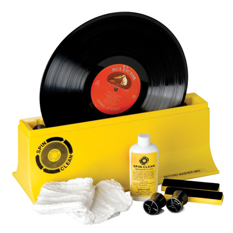 Spin Clean: Spin Clean MKII Record Washing System — TurntableLab.com