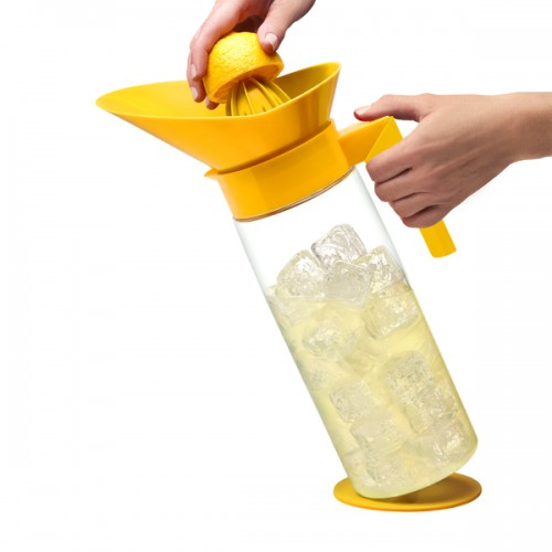 Takeya :: Products - Drink Makers - Flash Chill Lemonade Maker (66 oz)