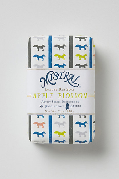 Mr. Boddington's Mistral Soap - Anthropologie.com