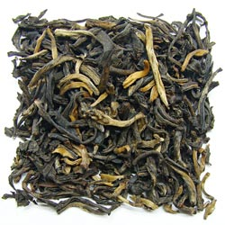 YUNNAN IMPÉRIAL TGFOP black tea, China