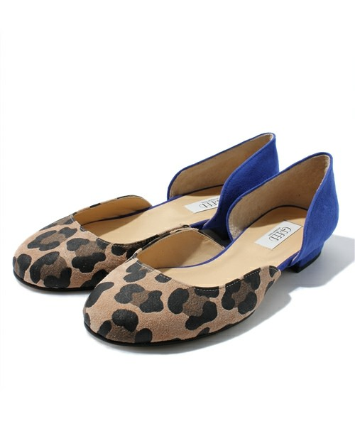 GREED International / Leopard Leather(パンプス) - ZOZOTOWN