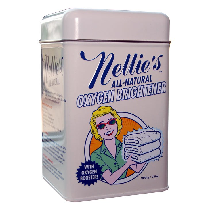 Nellie's All-Natural Oxygen Brightener - Eartheasy.com Solutions for Sustainable Living