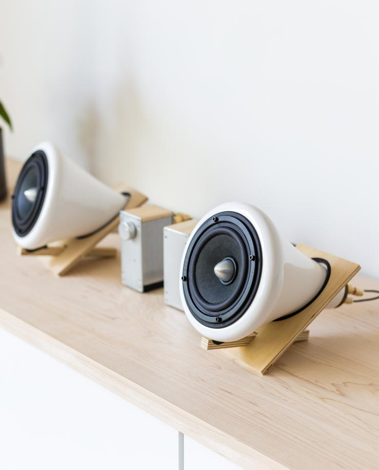 Joey Roth Ceramic Speakers – Ugmonk