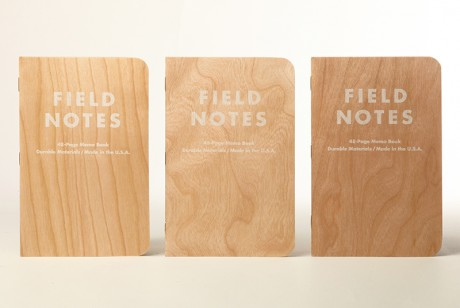FIELD NOTES COLORS: SHELTERWOOD EDITION