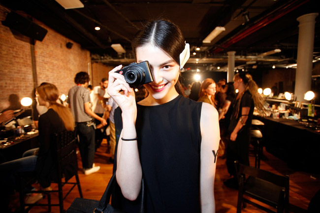 Papped at New York Fashion Week - behind the scenes of famous event | News.com.au