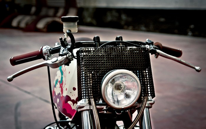 the Bike Shed » Motokouture VAART MK#14