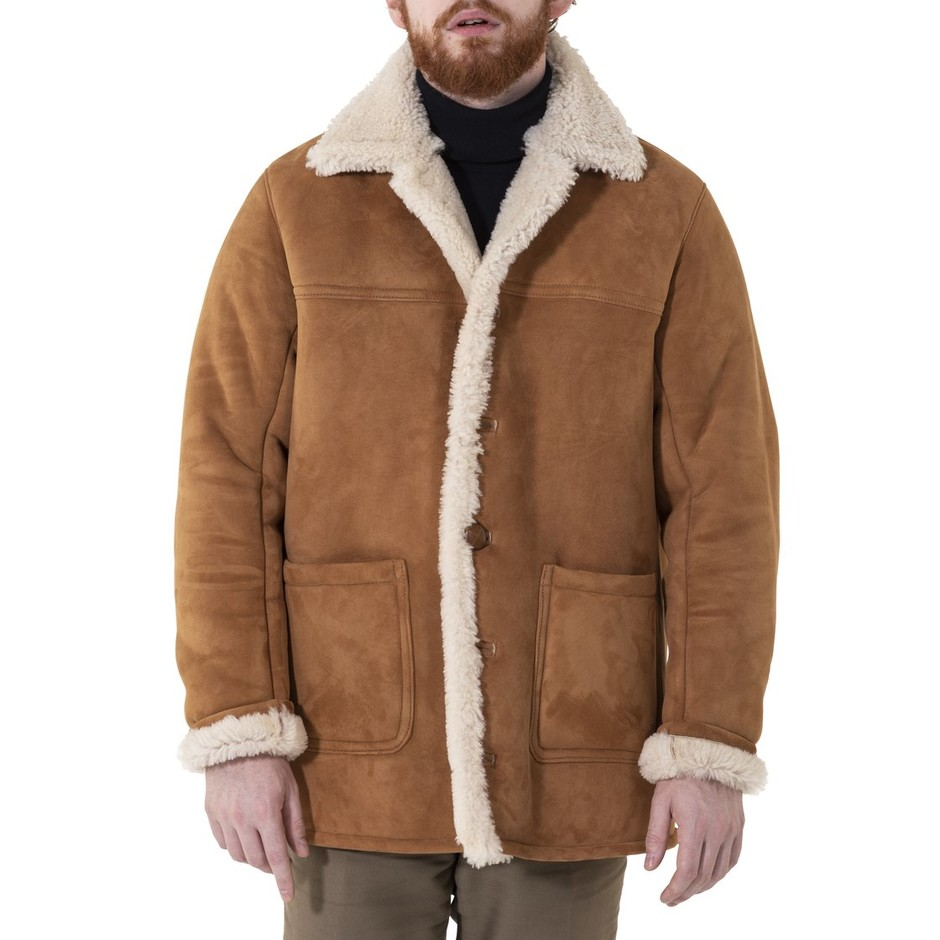 The Armoury by Owen Barry Shearling Thief Coat