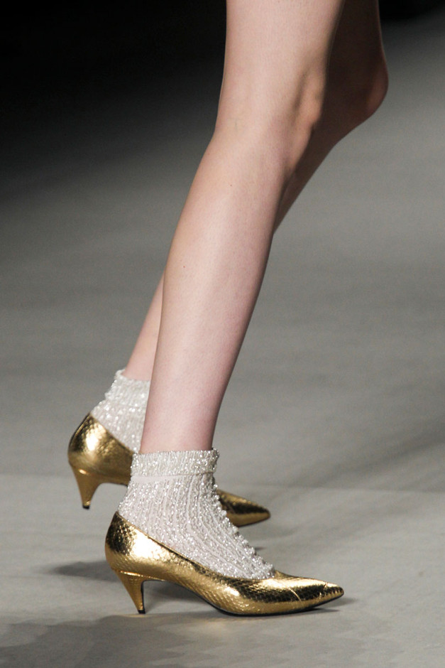 Saint Laurent Spring 2014 RTW - Review - Fashion Week - Runway, Fashion Shows and Collections - Vogue