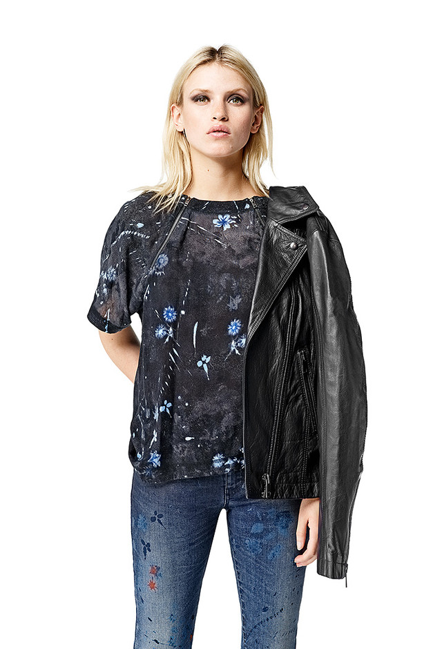 DIESEL WOMEN'S COLLECTIONS APPAREL SS15
