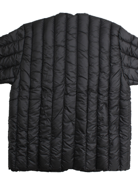 Rocky Mountain Featherbed : SIX MONTH DOWN CARDIGAN BLACK