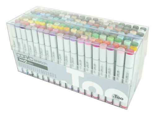 Cool Tools: Copic Markers