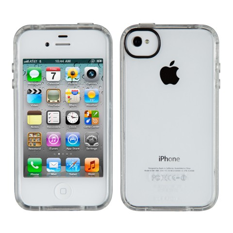 Clear iPhone 4S/4 Cases & Covers | GemShell | Speck Products