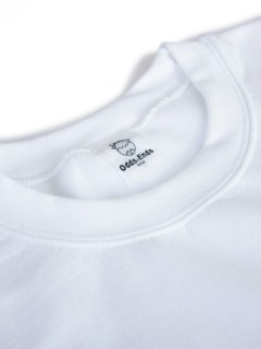 LOVE online store|MEN | ...and More Print Sweat (white)