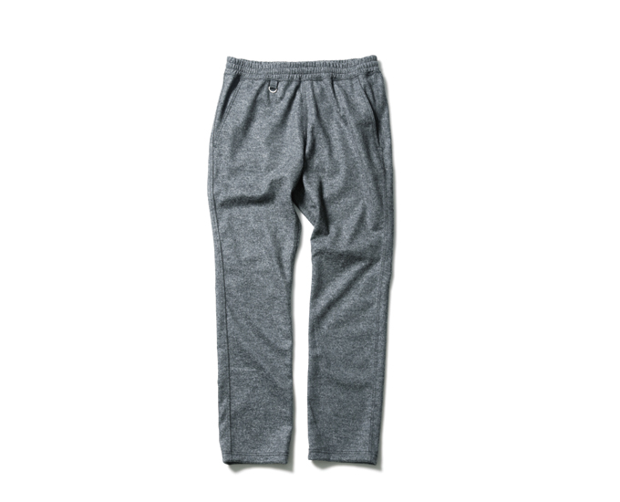 SOPHNET. | PRODUCT | SLIVER WOOL EASY PANT