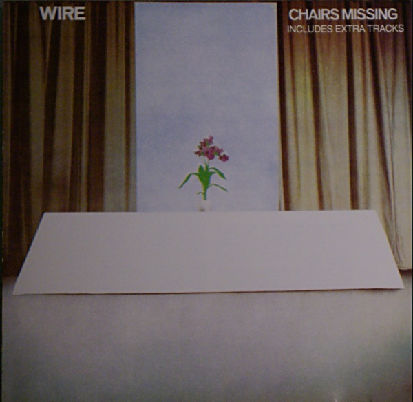Images for Wire - Chairs Missing
