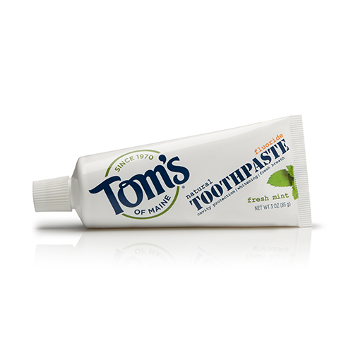 Travel Natural Toothpaste | Tom's of Maine