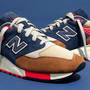 JCrew New Balance 998 Blue Red White | Sole Collector