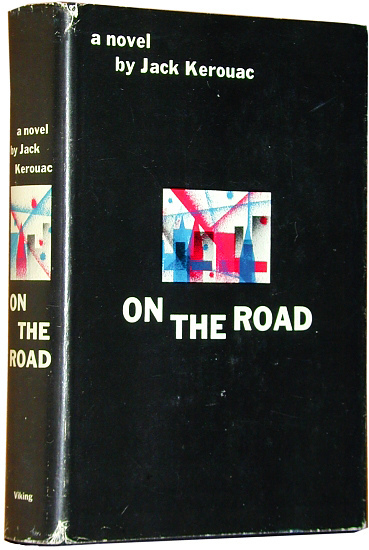 First edition of On the Road by Jack Kerouac offered by The Manhattan Rare Book Company