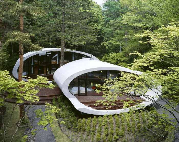 Shell house by Kotaro Ide « it is creation
