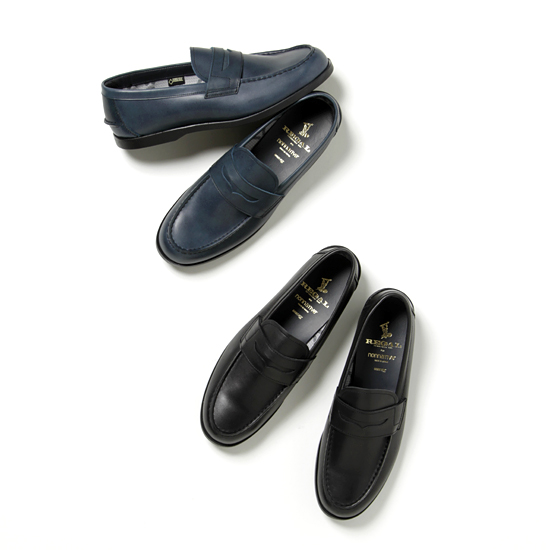 nonnative - DWELLER LOAFER COW LEATHER WITH GORE-TEX® 2L BY REGAL | vendor