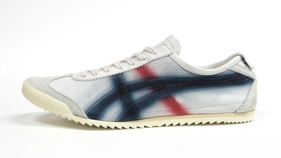 MEXICO 66 DELUXE 「made in JAPAN」 WHT/BLU/RED オニツカタイガー ONITSUKA TIGER   ミタスニーカーズ ナイキ・ニューバランス スニーカー 通販