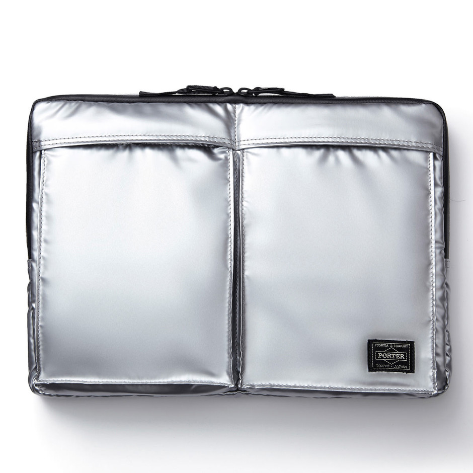 LAPTOP CASE 13inch|SILVER JET|HEAD PORTER ONLINE|ヘッド ポーター オンライン