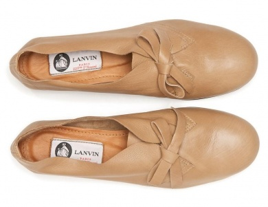 Lanvin Leather Dance Shoe | Kirna Zabete ($500-5000) - Svpply