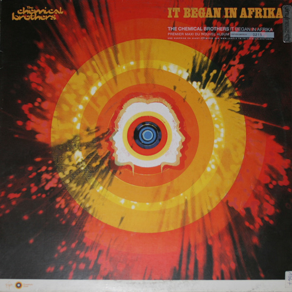 Images for Chemical Brothers, The - It Began In Afrika