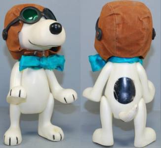 Buy Snoopy Peanuts Gang Pocket Pal WWI Flying Ace @ L & L Collectables