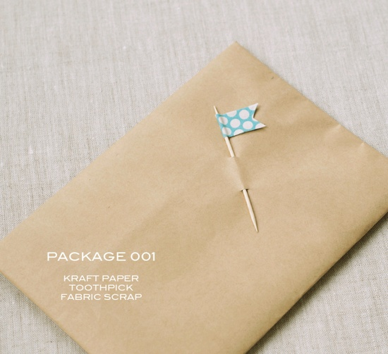 packaging + wrapping