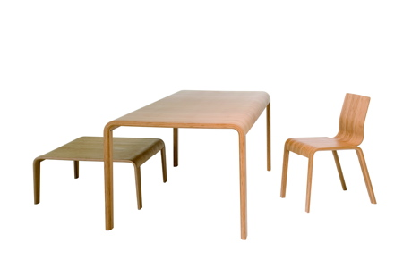 Bamboo Furniture from Artek, Heirs to Aalto : TreeHugger