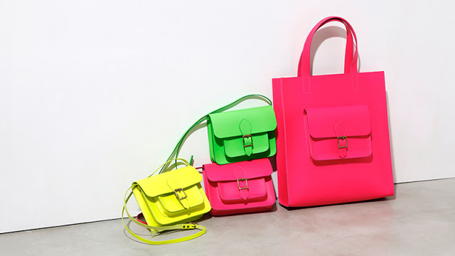 NEON COLOR BAG <J by Jas M.B.>|Pick up|BEAMS