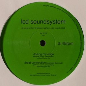 LCD Soundsystem - Losing My Edge / Beat Connection (Vinyl) at Discogs