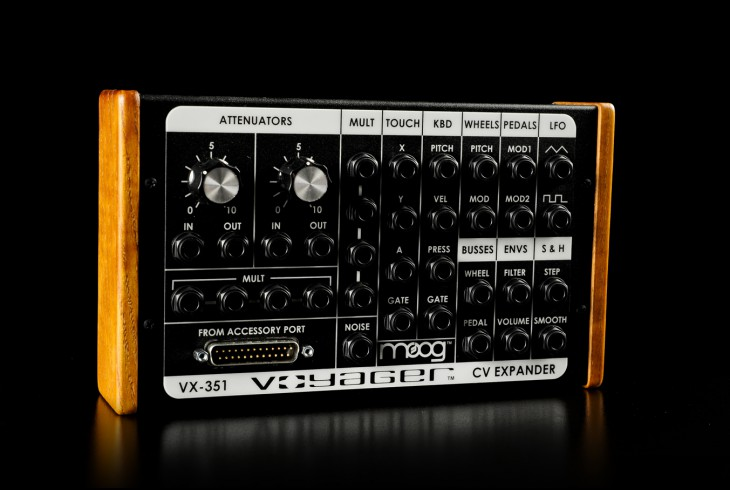 VX-351 CV Output Expander for the Minimoog Voyager | Moog Music Inc