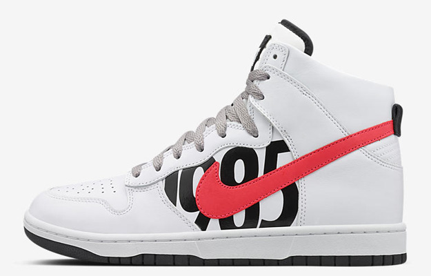 NikeLab Dunk Lux x Undefeated Men's Shoe. Nike.com UK