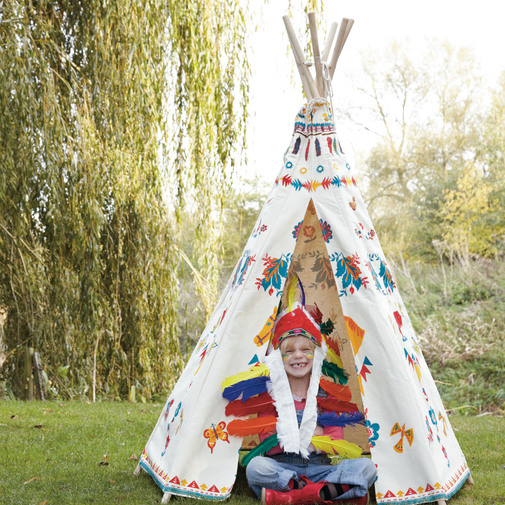 Indian Teepee Wigwam — Cox & Cox, the difference between house and home.