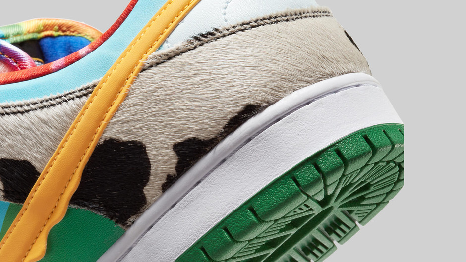 Nike Dunk Low Pro Ben & Jerry's Official Images and Release Date - Nike News