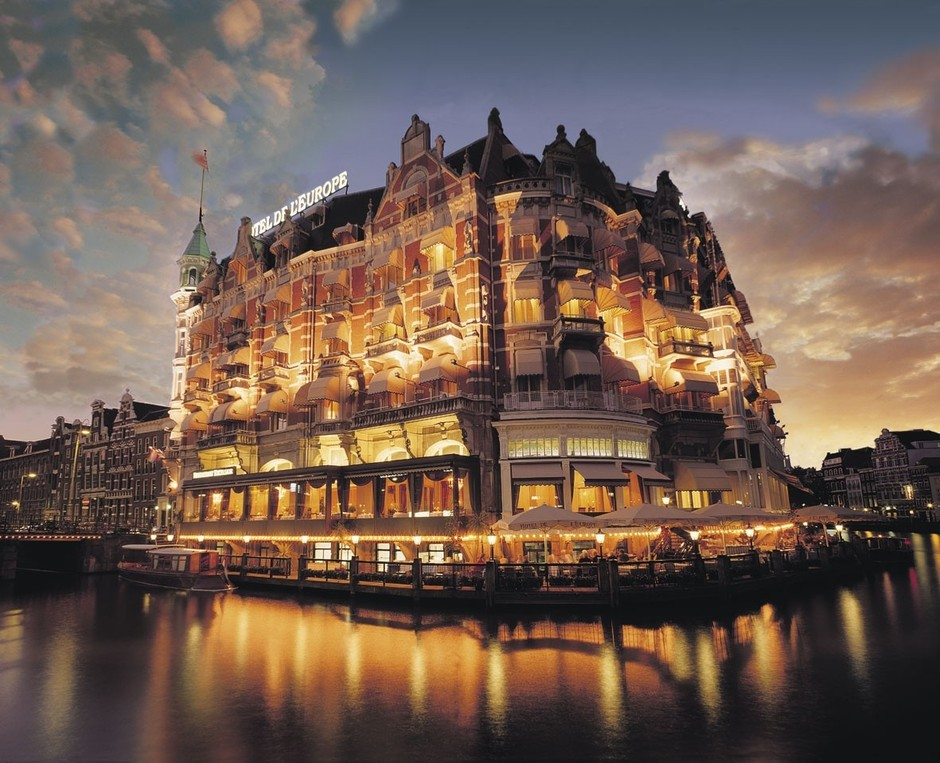 Amsterdam Hotel Europe Wallpapers | 1280x960