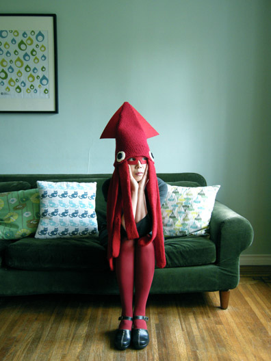 Squid Costume | Flickr - Photo Sharing!