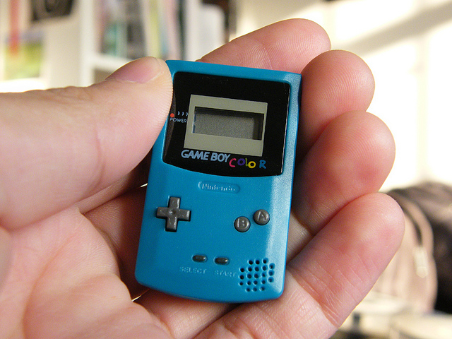 mini gameboy color | Flickr - Photo Sharing!