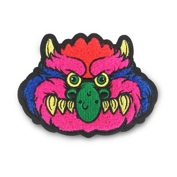 My Pet Monster™ Chenille Patch – Creepy Co.