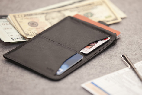 Passport Sleeve Wallet - Wallets - Slim Leather Wallets by Bellroy