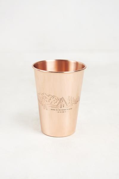 To the Woods Copper Tumbler | United By Blue