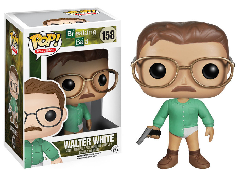 Pop! TV: Breaking Bad - Walter White | Funko