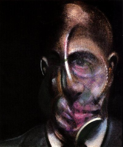 Art and Opinion | Portrait of Michel Leiris 1976 Francis Bacon