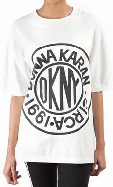 DKNY Exclusively for Opening CeremonySpring '91 Jean Shank T « SHEfinds