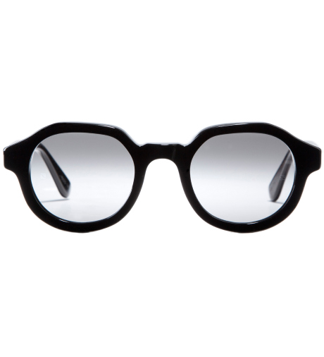 A.P.C. Black RETROSUPERFUTURE Sunglasses | Hypebeast Store